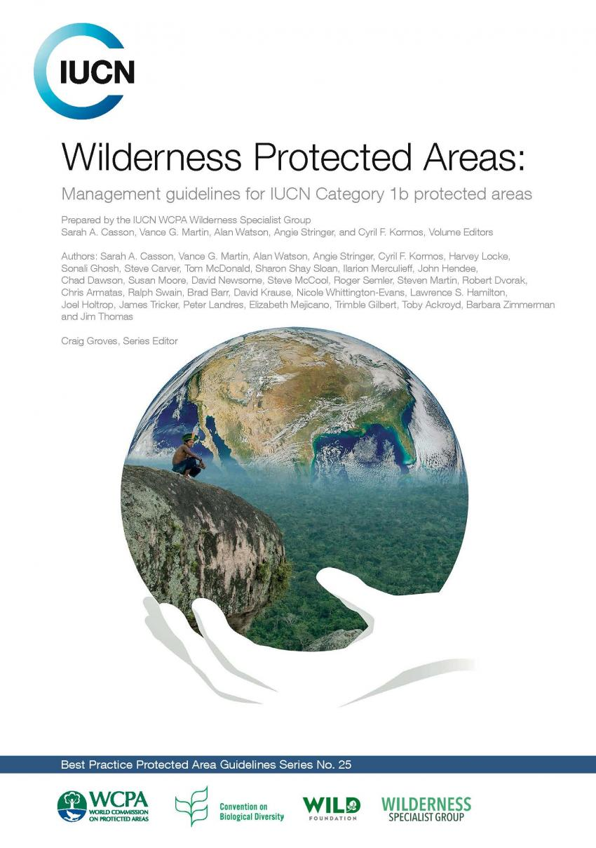 Wilderness Protected Areas