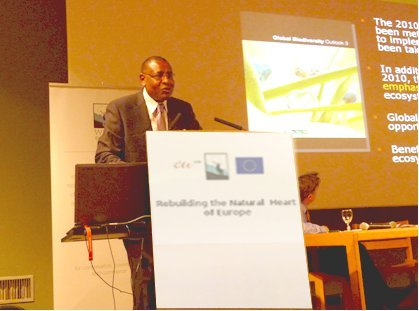 Jo Mulongoy – global significant of wild area restoration in Europe