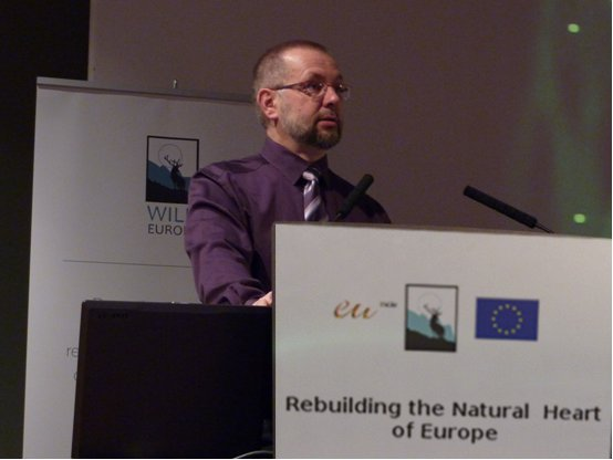 Ladislav Miko - the conference can contribute significantly to EU Biodiversity Strategy
