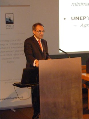 Pavan Sukhdev – rewilding landscapes across 200,000 km2 in Europe offers cost effective opportunity for biodiversity objectives