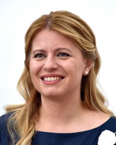 President Zuzana Caputova. Photo credit: Jindřich Nosek (NoJin) - Own work, CC BY-SA 4.0, https://commons.wikimedia.org/w/index.php?curid=79831552