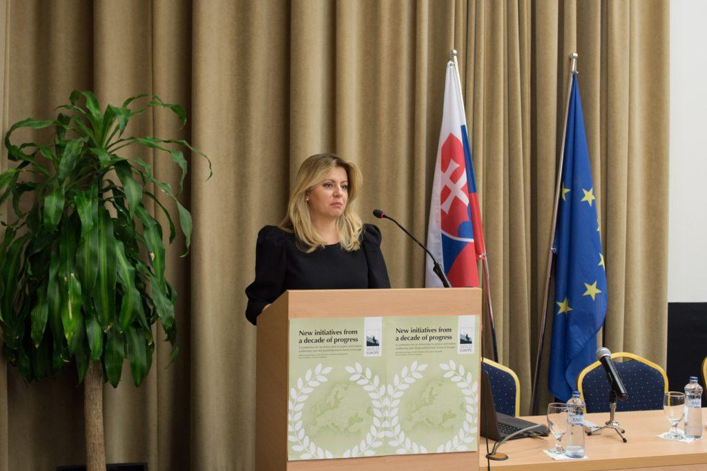 President Caputova